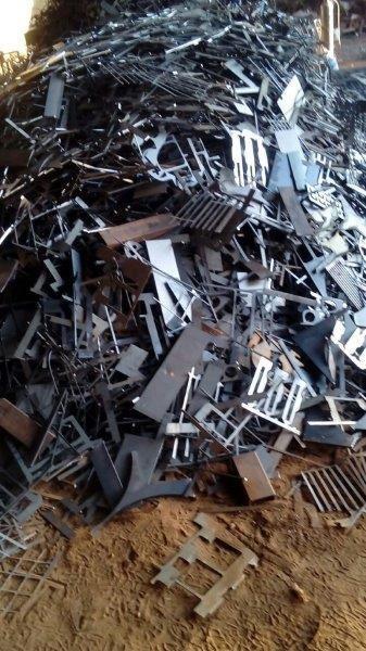 Compra de sucata de aço