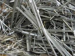 Sucata de metais não ferrosos