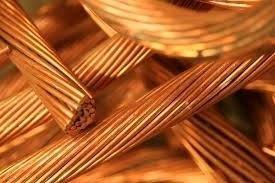 Compra e venda de sucata de cobre