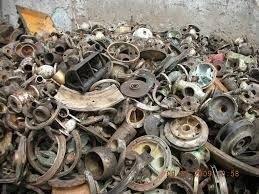 Compradores de sucatas ferrosas