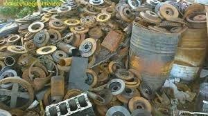 Sucata de disco de freio