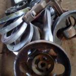 Compra e venda de sucata de aluminio
